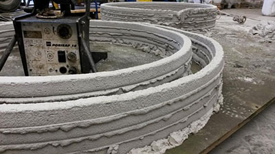 3D betonprinter