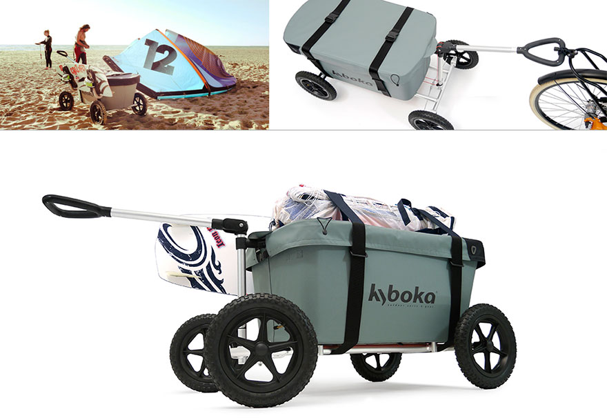 Kyboka outdoor cart