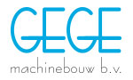 GEGE machinebouw logo