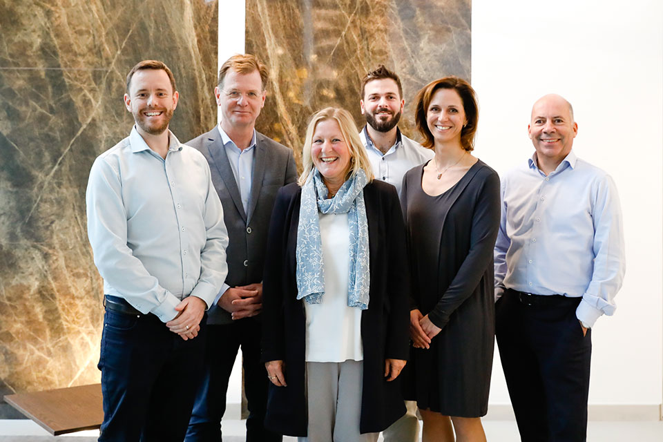 Quasset management teamfoto