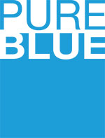 Advanced Waste Water Solution / Pure Blue logo