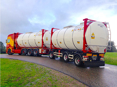 Tankwell  tankcontainers