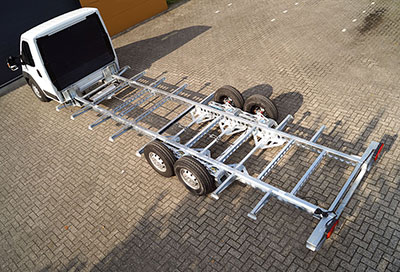 X-Low XLM Low Floor Chassis