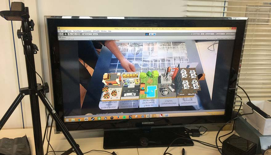 P3M3 Augmented Reality Measurement